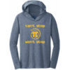 Men's Mathematics Gray Long Sleeve Science Hoodie