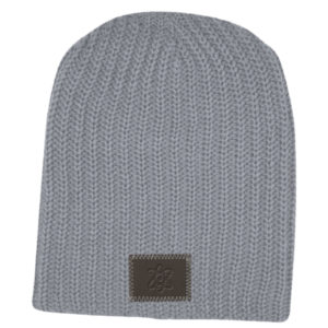 Unisex Atom Slouchy Gray/Grey Hat