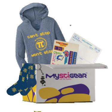 Women's Pi Day Gift  Box