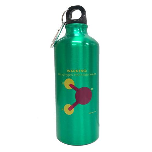 Dihydrogen Monoxide Green Bottle Chemistry Science
