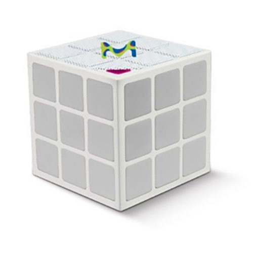 Cube Speaker with 36 LED lights Science Research Biology