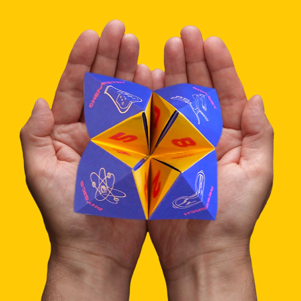 Discovery Fortune Teller